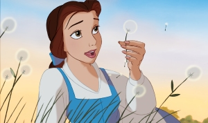 "Disney ""Beauty & the Beast 3D"" Belle. ©2011 Disney. All Rights Reserved."