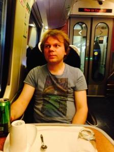 train beer