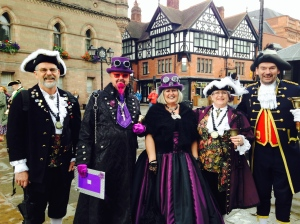 chester town crier convention