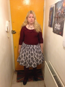 burgundy renfrew top lolita 2